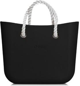 Czarna torebka O Bag