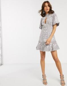 Sukienka Asos Design baskinka