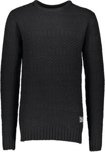 Sweter SUBLEVEL z bawełny