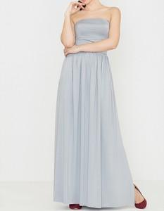 Sukienka LENITIF bez rękawów maxi