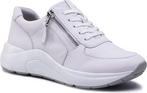 Buty sportowe Caprice z płaską podeszwą