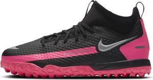 Czarne buty sportowe dziecięce Nike dla chłopców