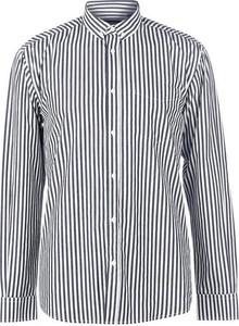 Koszula Pierre Cardin z bawełny z klasycznym kołnierzykiem