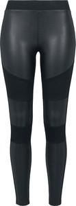 Czarne legginsy Emp w stylu casual