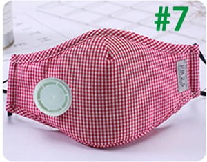 Happymall Maska PM2.5 N95 #7 1 zawór