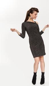 Sukienka Top Secret asymetryczna