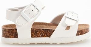 Buty dziecięce letnie Reserved ze skóry