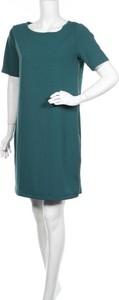 Sukienka Hema z krótkim rękawem w stylu casual mini