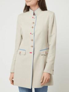 Płaszcz White Label w stylu casual z bawełny