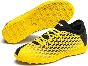 Żółte buty sportowe dziecięce Puma