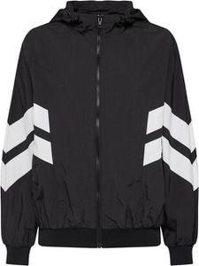 Granatowa kurtka Urban Classics w stylu casual krótka