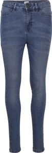 Niebieskie jeansy Saint Tropez z jeansu