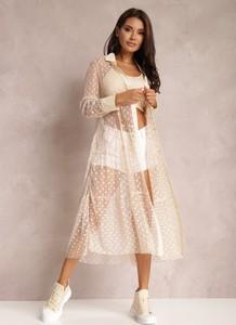 Sukienka Renee z dekoltem w kształcie litery v trapezowa