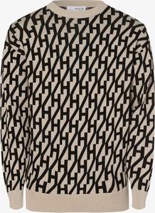 Sweter Selected z okrągłym dekoltem