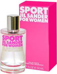 Jil Sander, Sport for Women, Woda toaletowa, 100 ml
