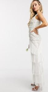 Sukienka A Star Is Born w stylu boho maxi