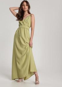 Zielona sukienka Renee maxi