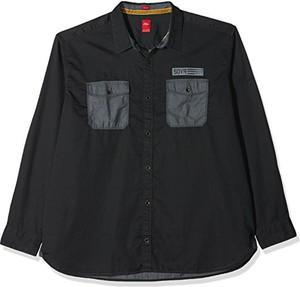 Czarna koszula s.oliver