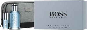 SET Hugo Boss Bottled Tonic (M) edt 100ml + edt 8ml + kosmetyczka