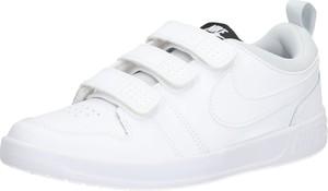 Trampki dziecięce Nike Sportswear ze skóry na rzepy