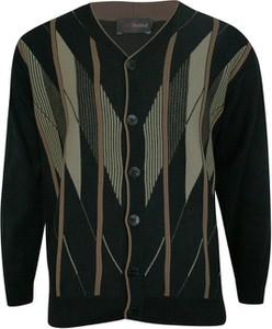 Sweter Max Sheldon w młodzieżowym stylu