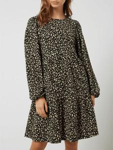 Sukienka Only w stylu casual mini z okrągłym dekoltem