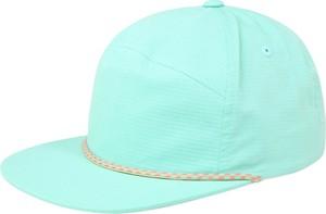 Miętowa czapka Flexfit