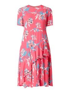 Różowa sukienka Calvin Klein