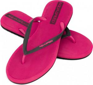 Różowe buty dziecięce letnie Aqua-Speed