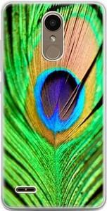Etuistudio Etui na telefon LG K10 2017 - pawie oko