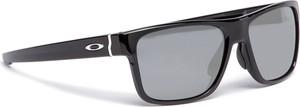 Okulary przeciwsłoneczne OAKLEY - Crossrange OO9361-0257 Polished Black/Black Iridium