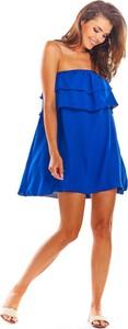Sukienka Awama mini gorsetowa