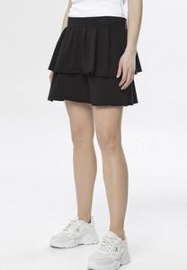 Czarna spódnica born2be w stylu casual mini