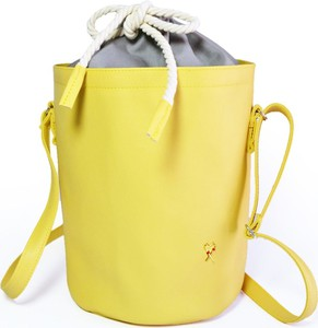 Żółta torebka Xiss
