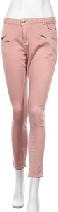Różowe jeansy Mohito w stylu casual