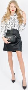 Czarna spódnica Olika mini