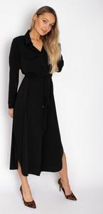 Czarna sukienka Ubranco