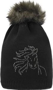 Czarna czapka Döll
