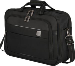 Czarna torba podróżna Titan