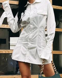 Sukienka Kendallme mini koszulowa