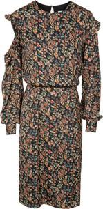Sukienka Essentiel Antwerp z okrągłym dekoltem