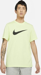 T-shirt Nike z nadrukiem z krótkim rękawem