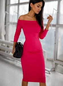 Sukienka SELFIEROOM z długim rękawem