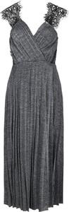 Sukienka Gaudi bez rękawów z dekoltem w kształcie litery v
