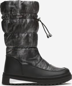 Buty dziecięce zimowe born2be sznurowane