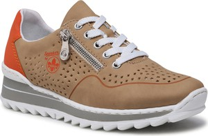 Buty sportowe Rieker sznurowane