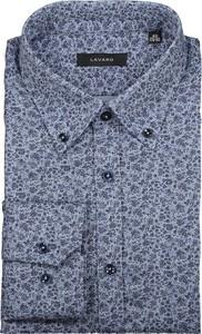 Koszula Lavard z bawełny z długim rękawem