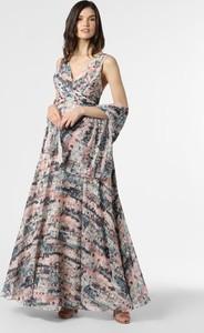 Sukienka Unique na ramiączkach w stylu boho maxi