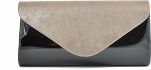 Birwo torebka kopertówka czarna