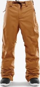 Brązowe spodnie sportowe Thirtytwo